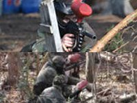 Paintballing Experience from Sidcup in Kent