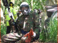 Paintballing Experience from Madeley in Staffordshire