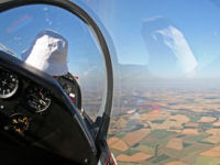 Gliding experience picture