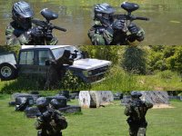 Paintballing Experience from Derby North West in Derbyshire
