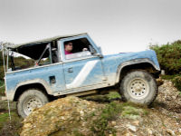 4x4 Driving Experience - 1 hour for 2 sharing