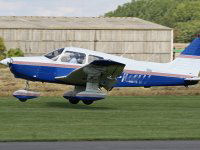 Light aircraft trial lesson picture