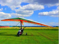 10 minute Taster Flight - Weight Shift Microlight