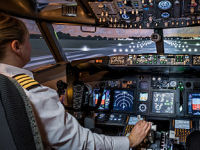 Fly a Boeing 737 Next Generation jet airliner
