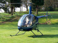 40 minute helicopter lesson (R22)