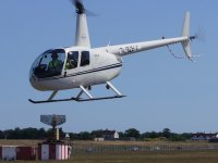 30 minute helicopter lesson (R44)